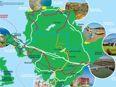 Discover Anglesey - Out and About Listing