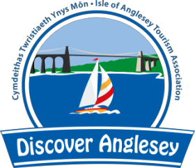Discover Anglesey logo